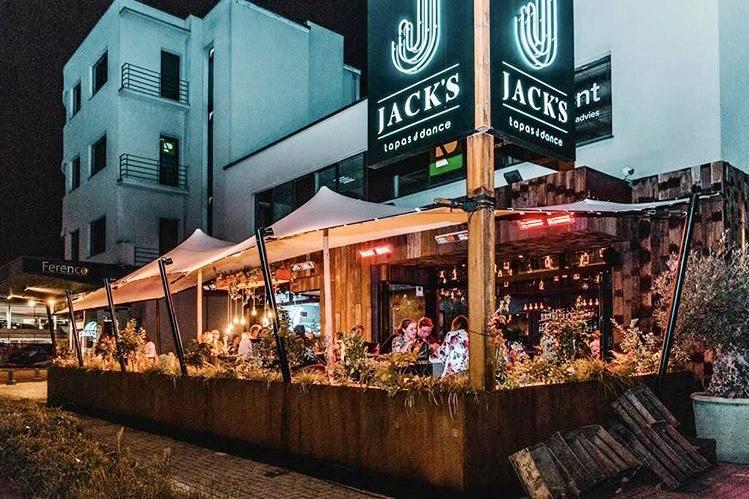 tent jack's terras